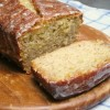Buttermilk Banana Bread - Birthday Cake No.1