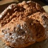 Irish Brown Soda Bread for St. Patrick's Day