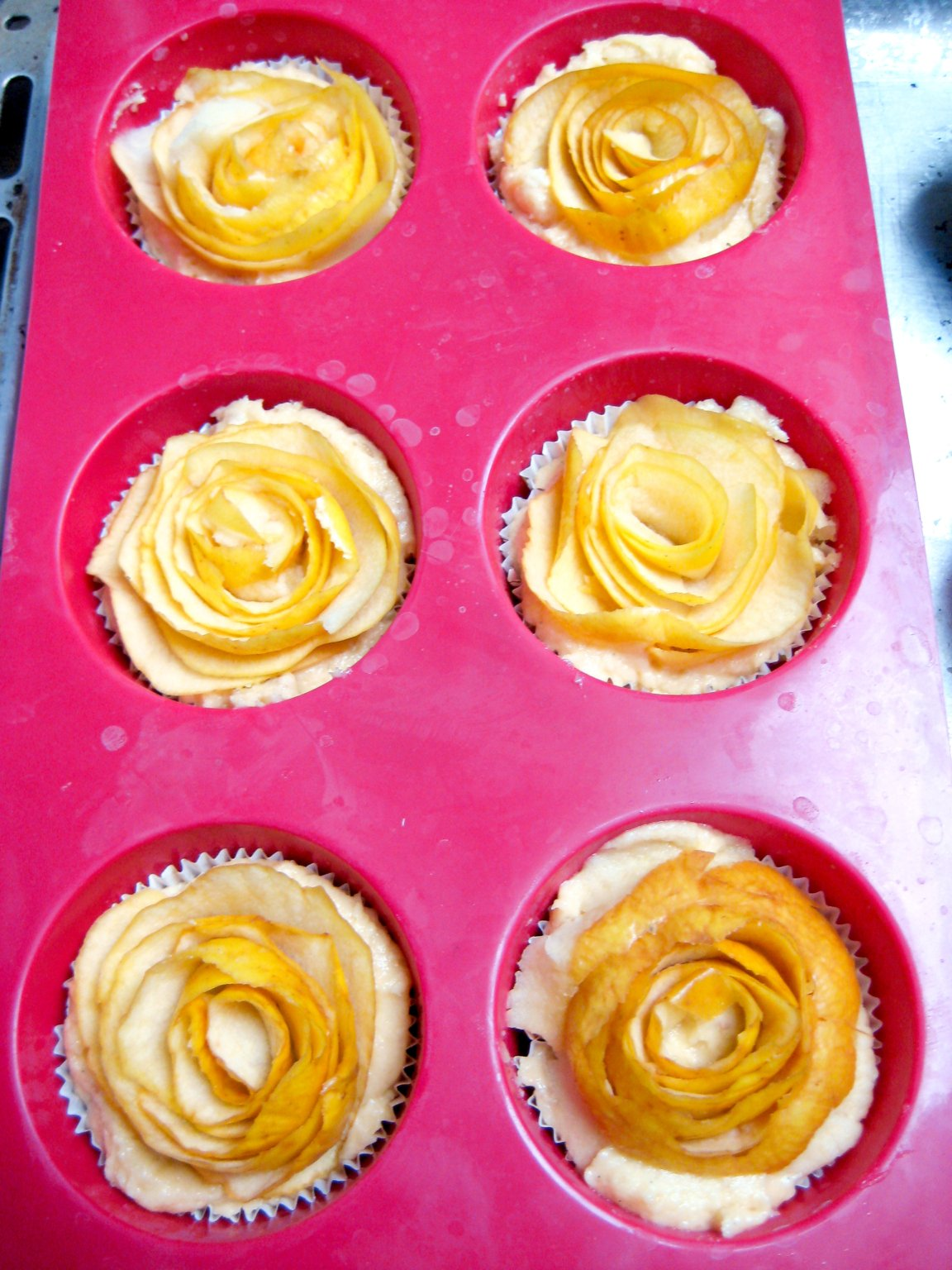 Apple Rose Muffins2