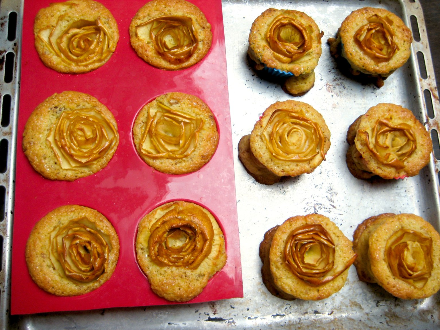 Apple Rose Muffins4