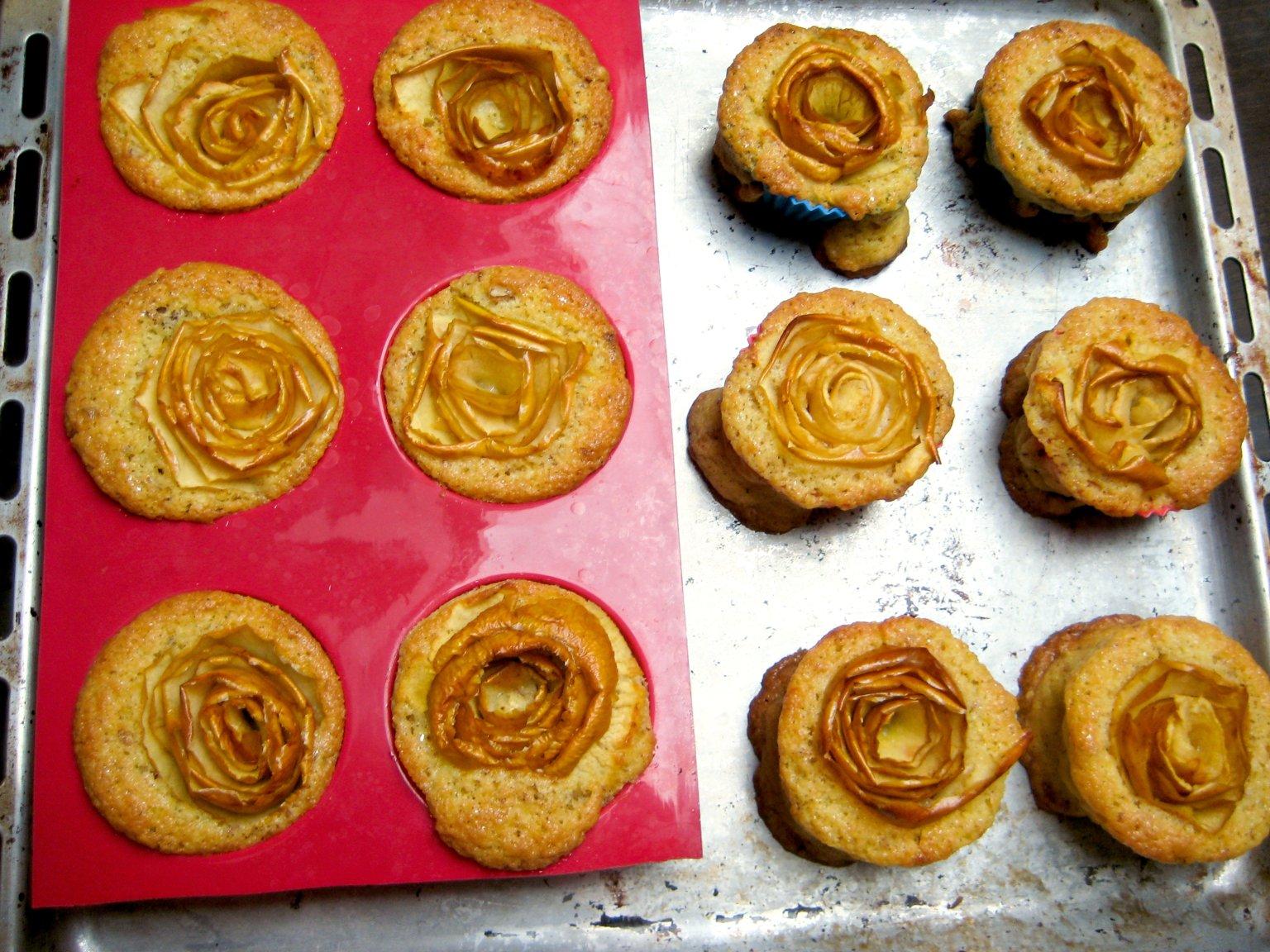 Apple Rose Muffins4