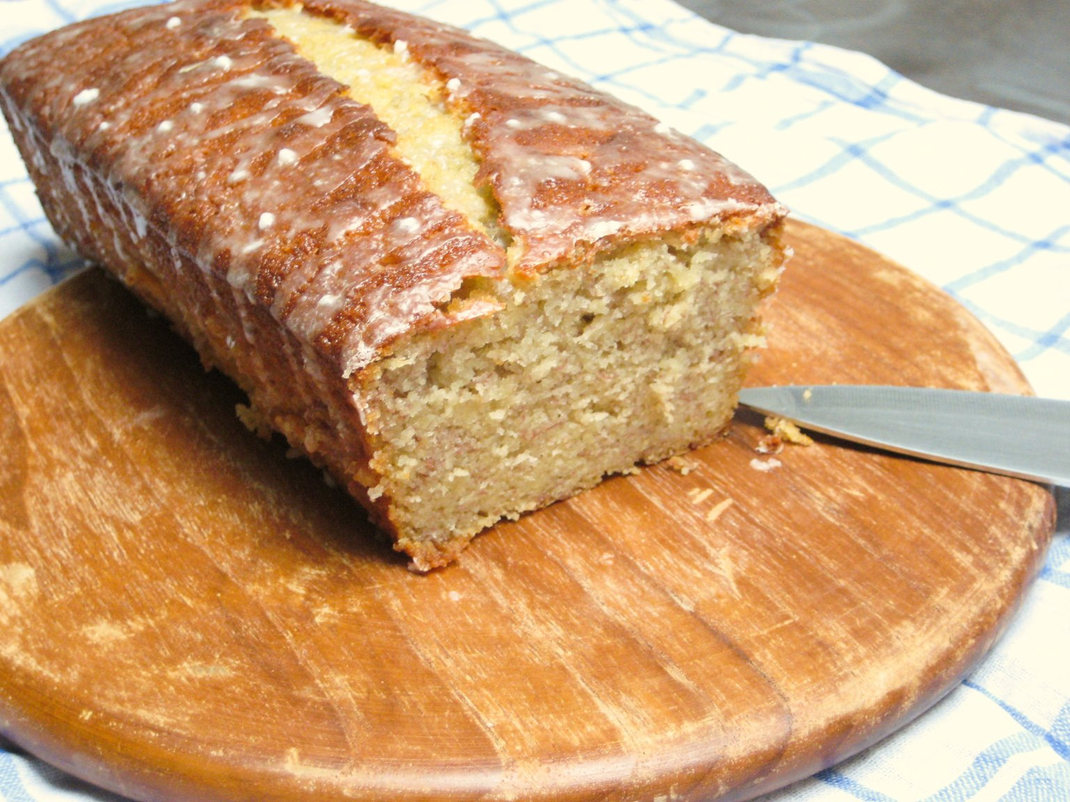 Buttermilk Banana Bread4
