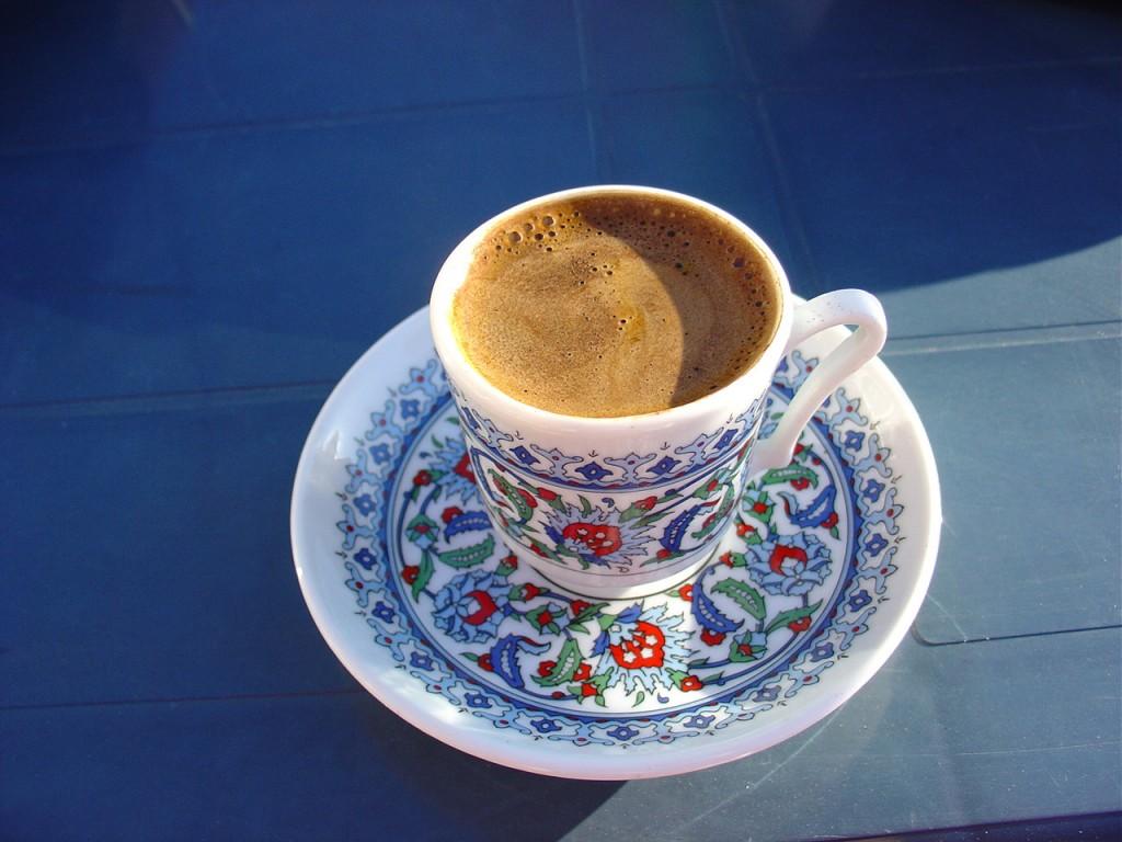 Around The World, Week by Week: Turkey - Ayran, a Turkish yoghurt drink by gingerlemonandspice