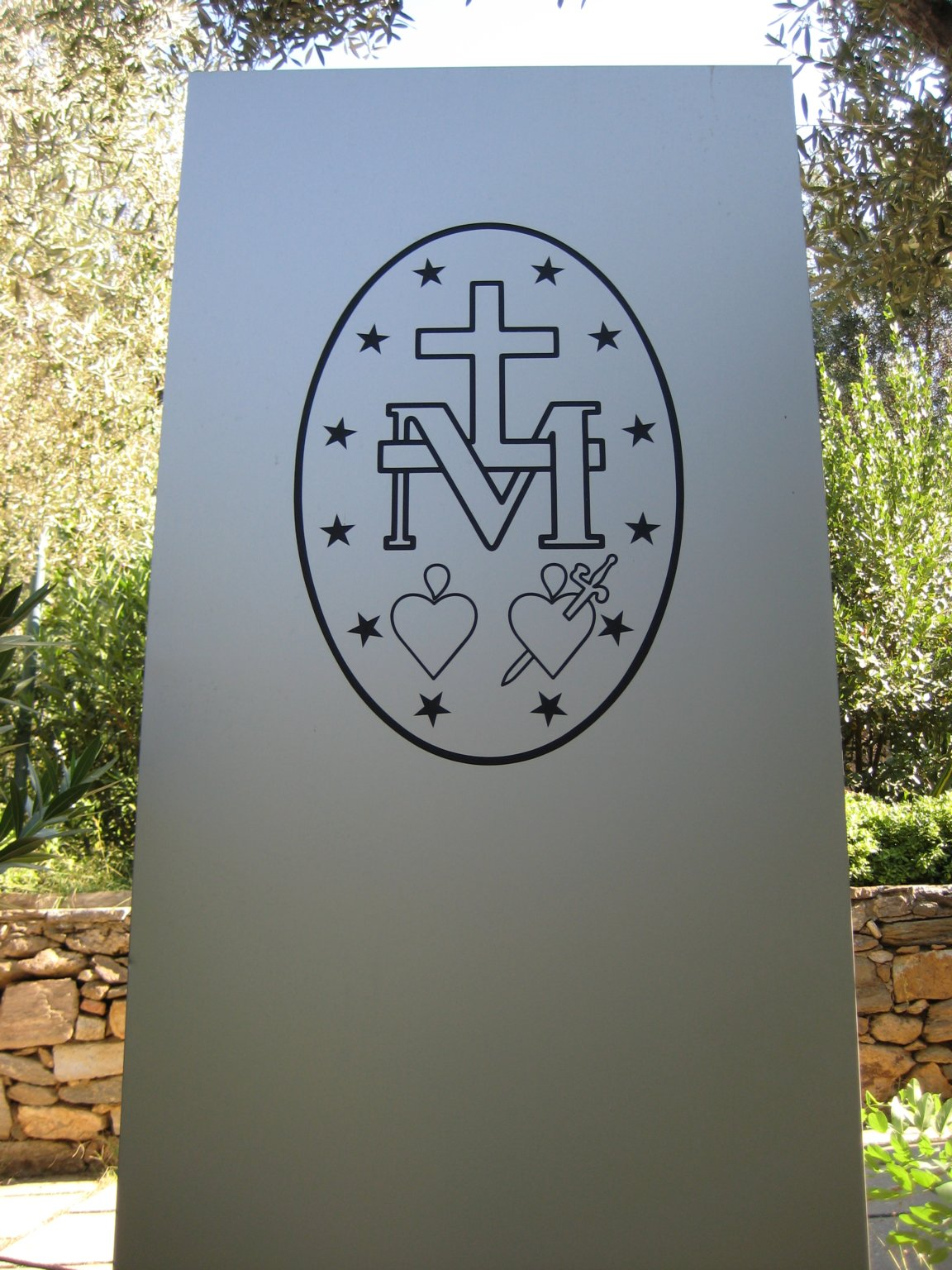 Sign of Mary, Jesus mother's living site