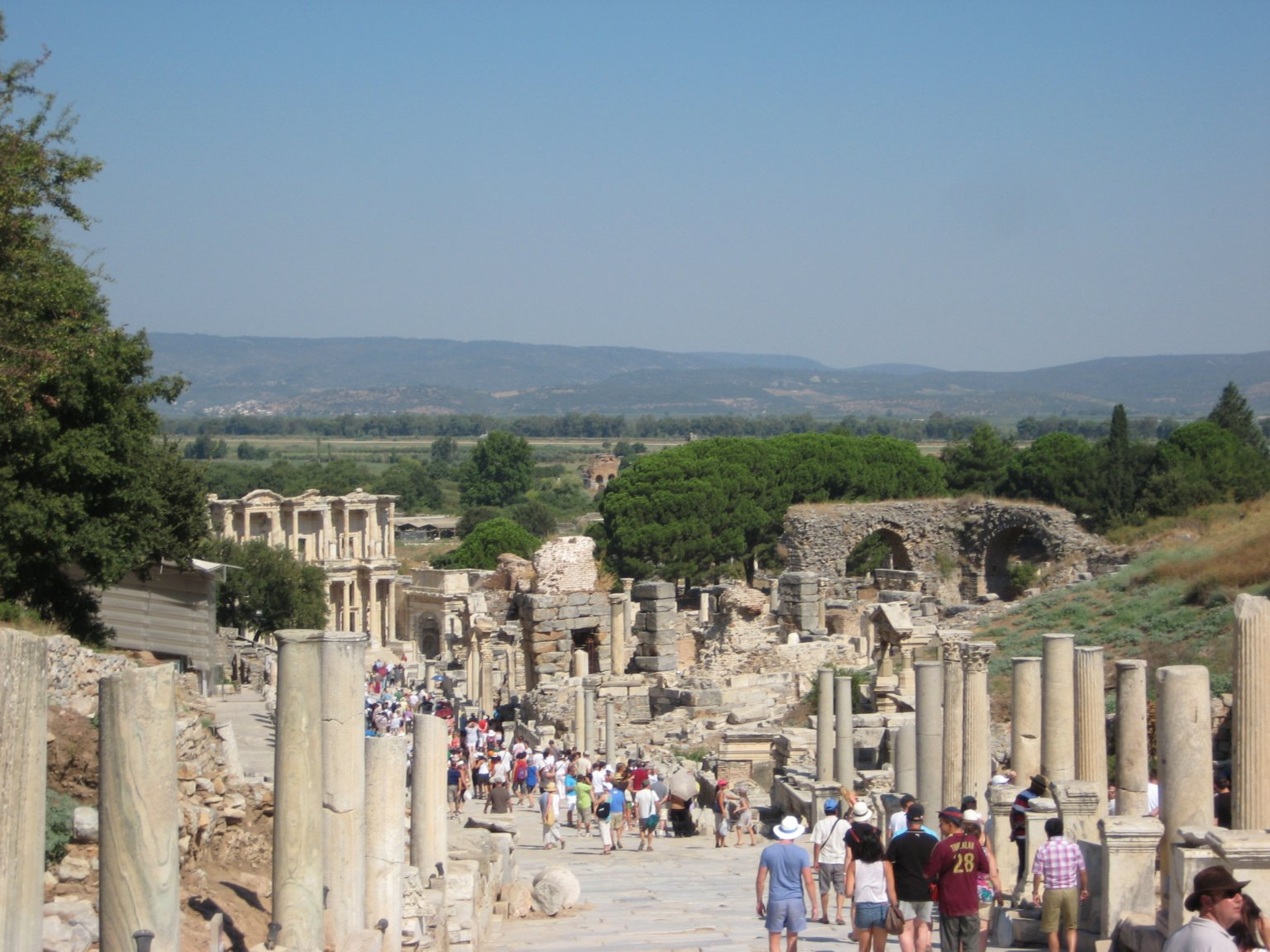 Efesus - tourist attraction