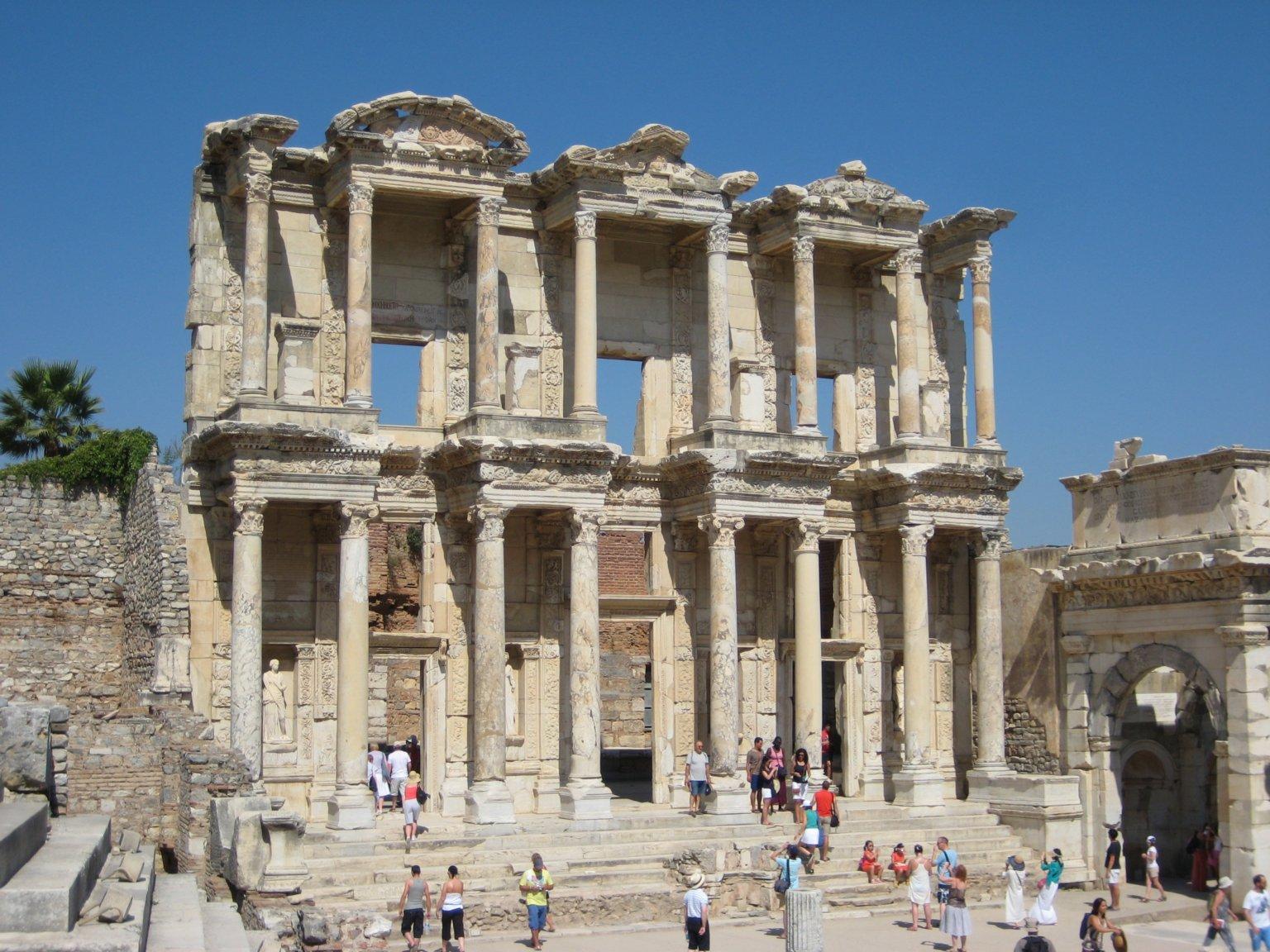 Efesus Library