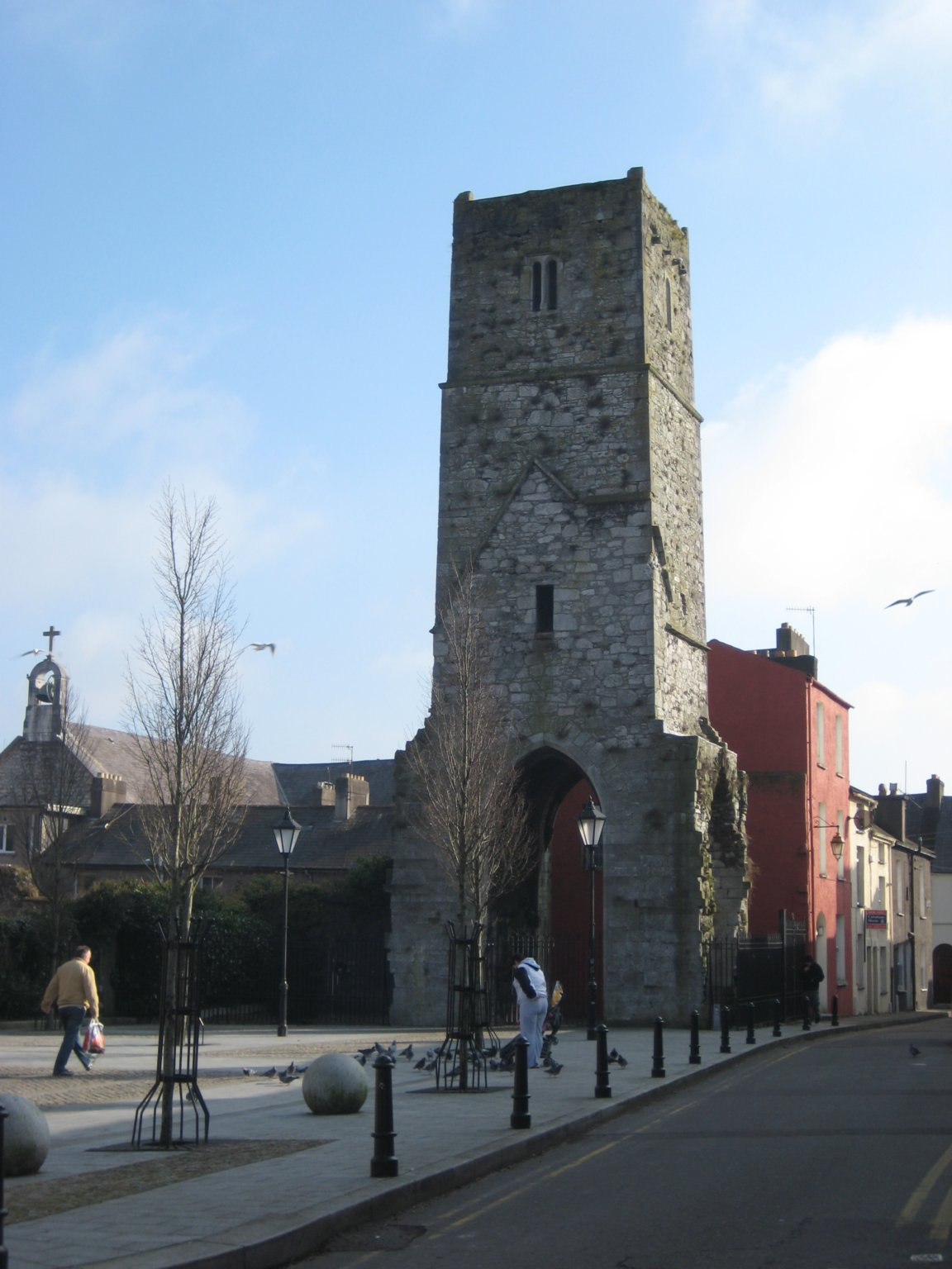 tower in Cork