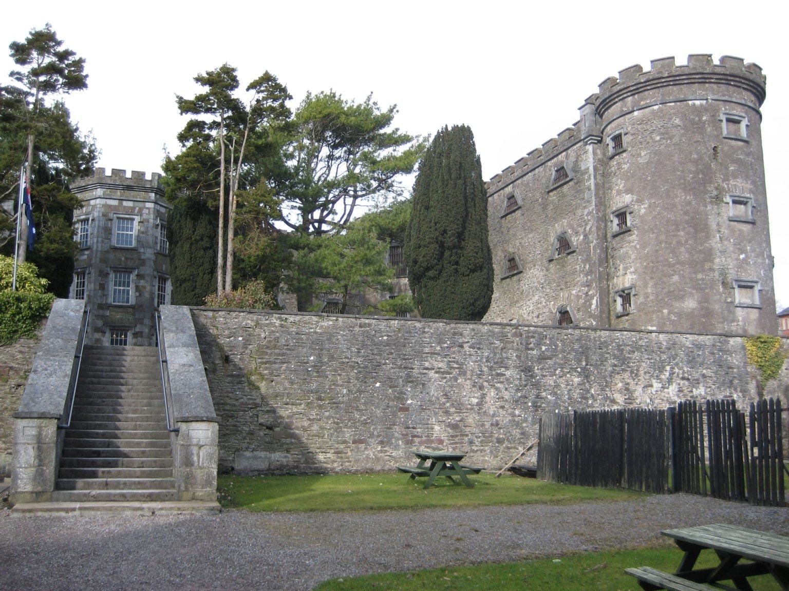 Cork prison museum