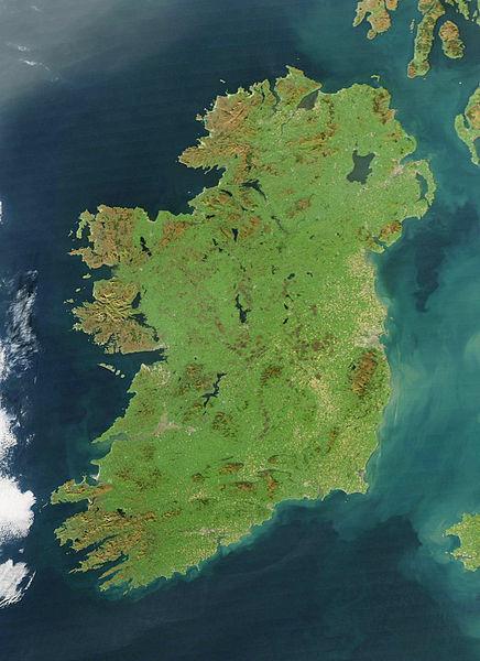 Ireland from gingerlemonandspice.com