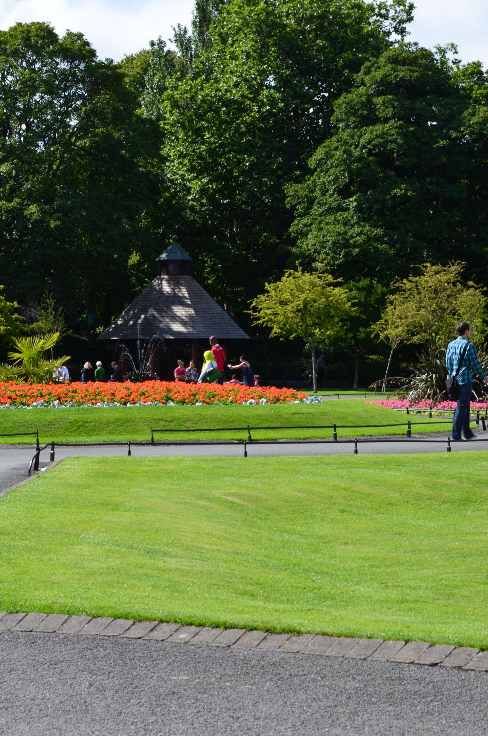 Stephen's Green Parc Dublin