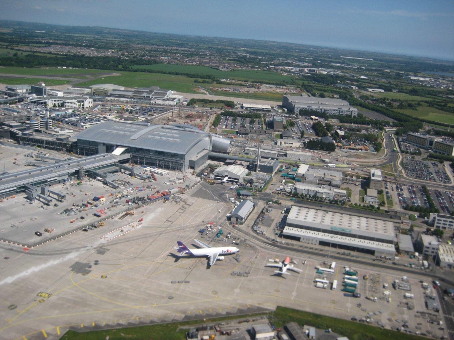 bye bye Dublin Airport