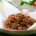 A Guest Post: Acılı Ezme – Turkish Spicy Ezme Salad