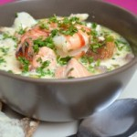 Around the World: Ireland – Seafood Chowder