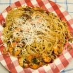 Speedy Shrimp Pasta